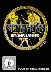 Cover Scorpions - MTV Unplugged In Athens [DVD]